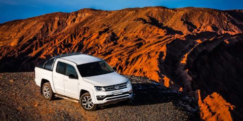MAIS POTENTE, VW AMAROK V6 CUSTA R$ 185 MIL
