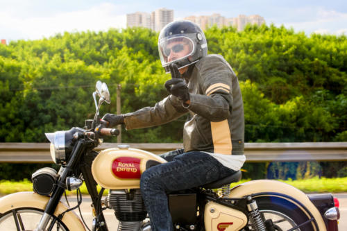 ONE RIDE - ROYAL ENFIELD